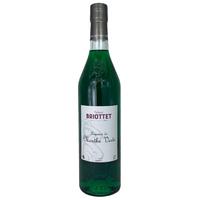 Liqueur de Menthe Verte - Maison Edmond Briottet