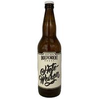 Bière Hefe-Weizen - Independent House - 66cl