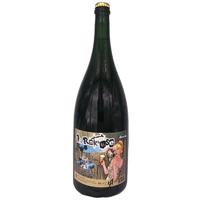 """Bière La Roteuse """"Pin-Up"""" Magnum - Blonde - 150cl"""