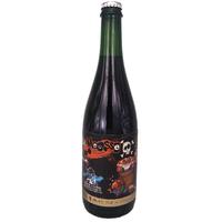 Bière La Roteuse La Mousse - Rousse - 75cl