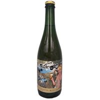 """Bière La Roteuse """"Pin Up"""" - Blonde - 75cl"""