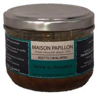 Recette Tapas Apéro Roquefort - 160g - Maison Papillon