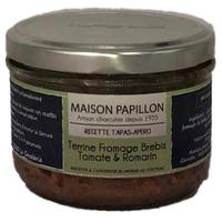 Recette Tapas Apéro Brebis, Tomate et Romarin - 160g - Maison Papillon