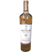 Coffret Macallan 12 ans Triple Cask Matured + 2 verres - Edition Limitée