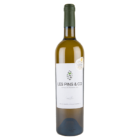 Les Pins & Co Blanc - 2014 - Vignoble Dom Brial