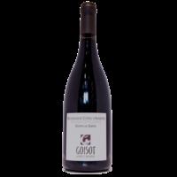 """Bourgogne Côtes d'Auxerre """"Corps de Garde"""" Rouge - 2015 - Domaine Goisot"""