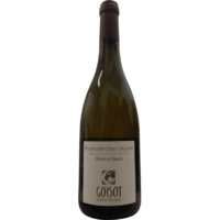 Bourgogne Côtes d'Auxerre Corps de Garde Blanc - 2015 - Domaine Goisot