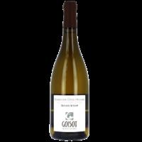 """Bourgogne Côtes d'Auxerre """"Gueules de Loup"""" Blanc - 2015 - Domaine Goisot"""
