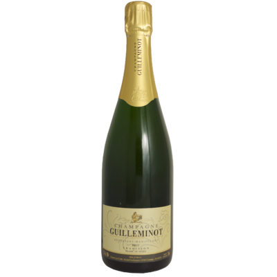 champagne guilleminot brut tradition blanc de noir