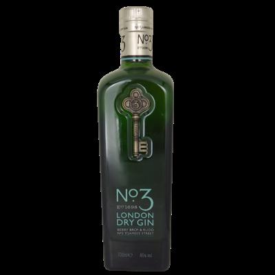 london dry gin n3