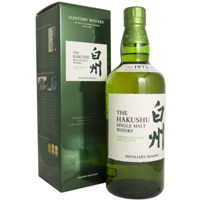 Hakushu Distiller's reserve Hakutushu