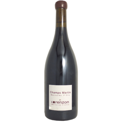 champs martin montagny 1er cru lorenzon mercurey