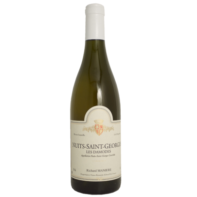 nuits st georges les damodes maniere
