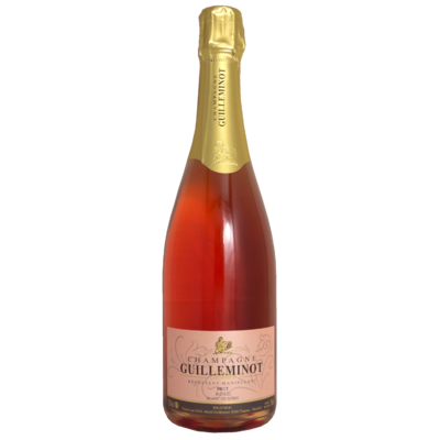 champagne guilleminot rosé brut
