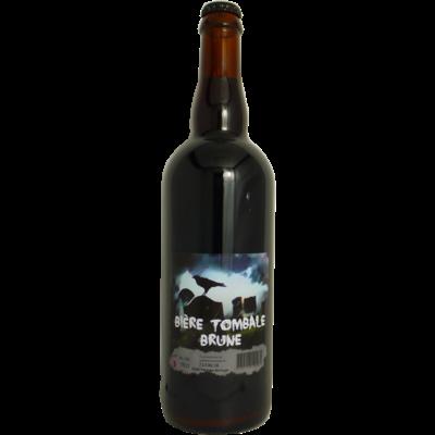 biere tombale brune brasserie la source