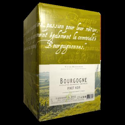 bourgogne Pinot noir buxy 10L