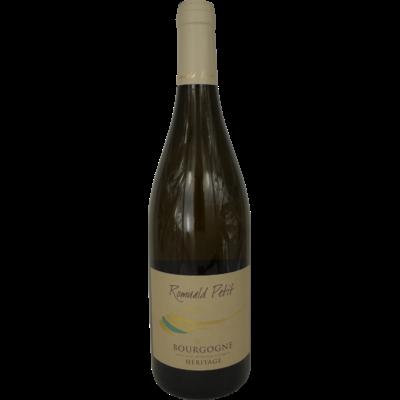 Bourgogne blanc Heritage - Romuald Petit