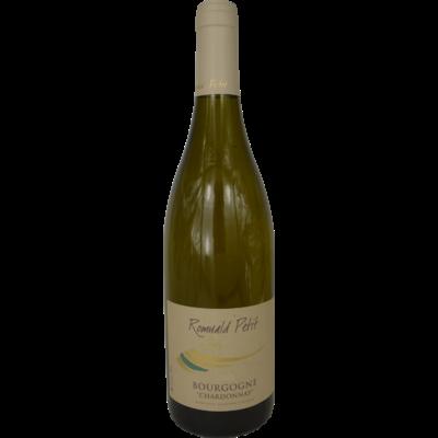 Bourgogne blanc chardonnay - Romuald Petit