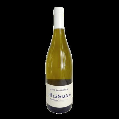 Bourgogne Chardonnay Frissons Domaine Alain et Cyril Gautheron