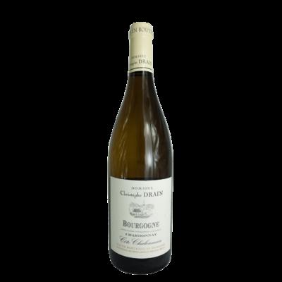 Domaine Drain Cote chalonnaise chardonnay blanc