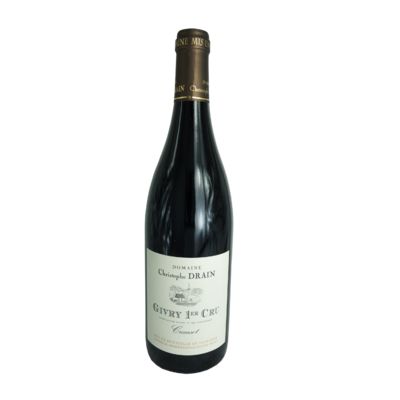 Domaine Drain Givry 1er cru Rouge Crausot