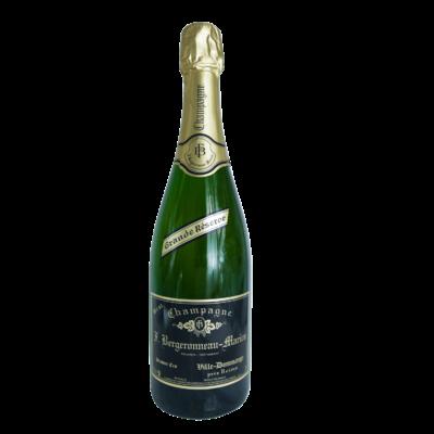 Champagne Bergeronneau Marion Grande réserve