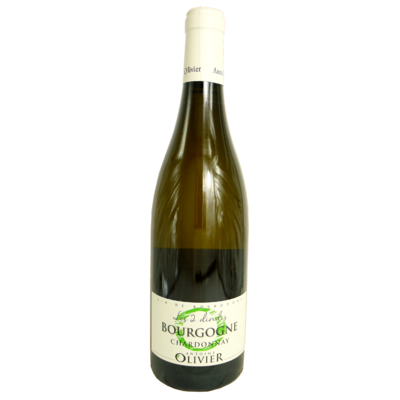 Bourgogne Chardonnay les 2 dindes Antoine Olivier