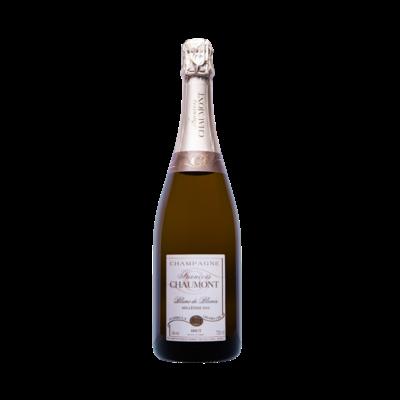 champagne 2010 blanc de blancs - François chaumont
