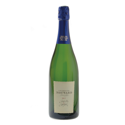 champagne cuvée des 6 cépages - Moutard