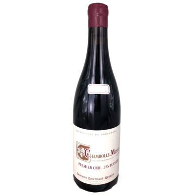 Chambolle Musigny 1er cru Les Plantes