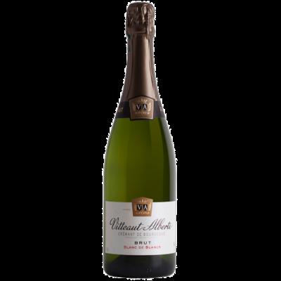 Crémant de Bourgogne Blanc de Blancs - Vitteaut Alberti