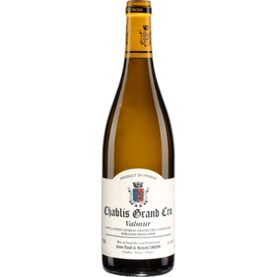 Chablis Grand Cru Valumur - Jean Paul & Benoit Droin