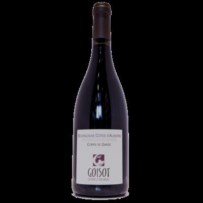 Bourgogne Côtes d'auxerre Corps de Garde - Goisot
