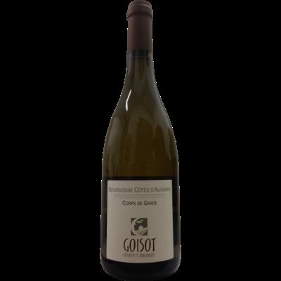 Bourgogne Côte d'auxerre Corps de Garde Blanc - Goisot