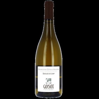 Bourgogne cotes d'auxerre Gueule de loup - Goisot
