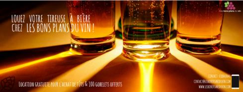 Location tireuse à bière Dijon