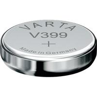 1 Pile bouton 399 Oxyde d'argent 42 mAh 1.55 V Varta V399