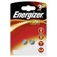 2 Piles boutons LR54 / 189 ENERGIZER 1,5 Volt Alcaline