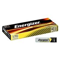10 piles LR3 - AAA - LR03 Energizer industriel 1,5v