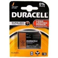 1 pile Duracell 539 / 4LR61 / J / 7K67 / KJ