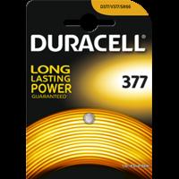 1 Pile à l'oxyde d'argent 377 - SR626SW - SR66 Duracell