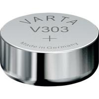 1 Pile bouton 303 Oxyde d'argent 160 mAh 1.55 V Varta V303