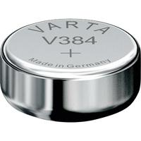 1 Pile bouton 384 Oxyde d'argent 38 mAh 1.55 V Varta V384