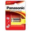 Blister de 1 pile CR123 123A Panasonic Lithium 3 volt