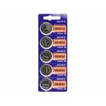 5 piles CR2032 Pile Bouton Lithium - 3V - SONY ( blister de 5 piles )