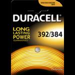 1 Piles à l'oxyde d'argent  392/384  Duracell 1,55 V