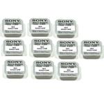 10 pile Sony 364 / SR621SW 1,55V Sony