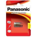 1 pile CR2 Panasonic Lithium 3 volt