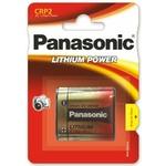 1 pile PanaPanasonic CRP2 / 223 / DL223 / EL223AP / CR-P2 -  6 volt