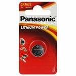 Panasonic 1 pile lithium 3 volt CR1632